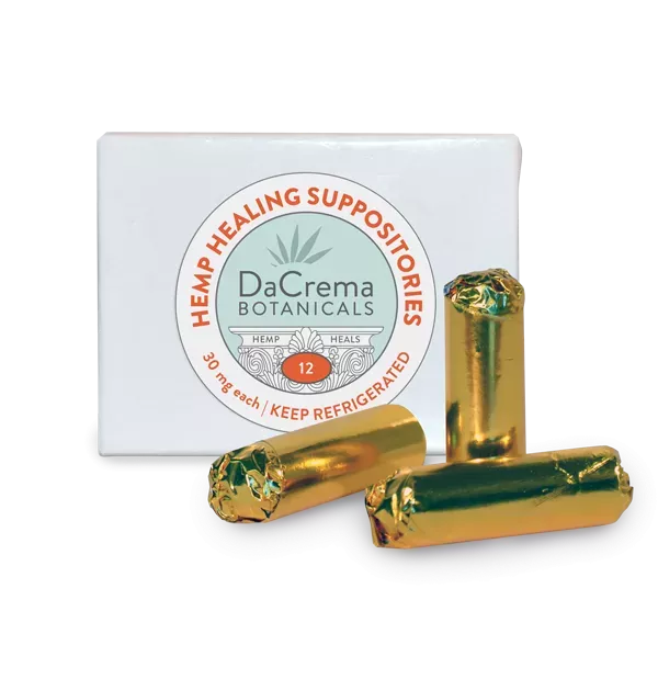 CBD Suppository