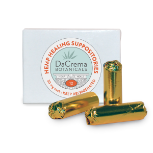 CBD Suppositories