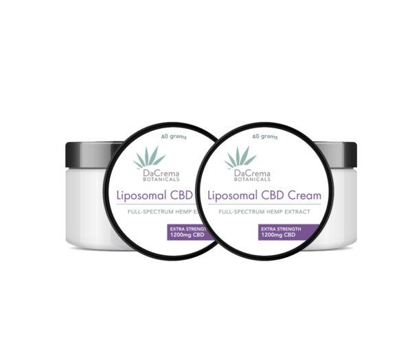 liposomal CBD Cream